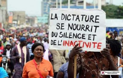 Togo-protests