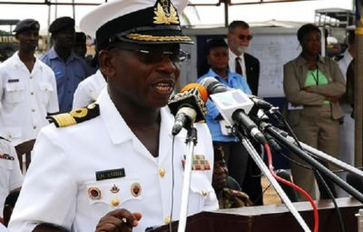 Matthew Quashie, Former Chief of Defense Staff