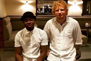 Fuse ODG and Ed Sheeran
