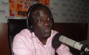 Daniel Nii Kwatei Titus Glover