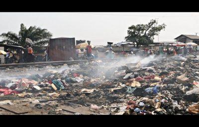 Agbogbloshie And Kokomba market