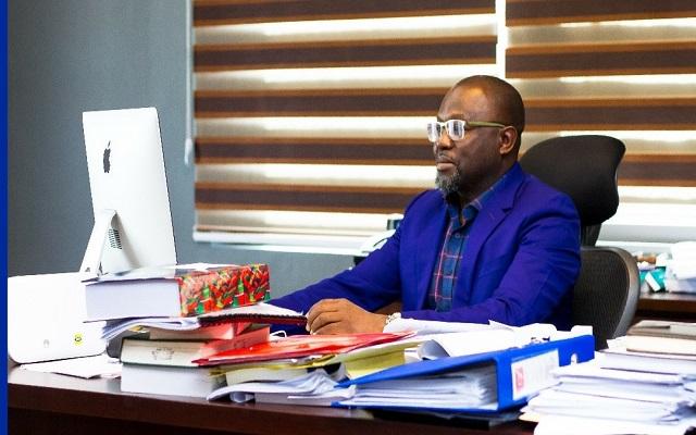 Dr. Dominic Akuritinga Ayine