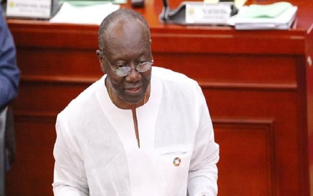 Ken Ofori-Atta, Finance Minister