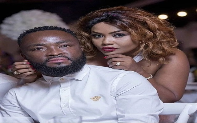 Nana Ama McBrown and Husband