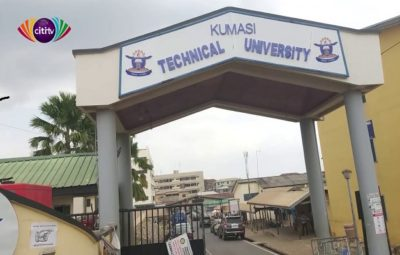 The Kumasi Technical University (KSTU) .