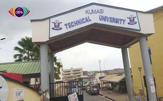 The Kumasi Technical University (KSTU) .