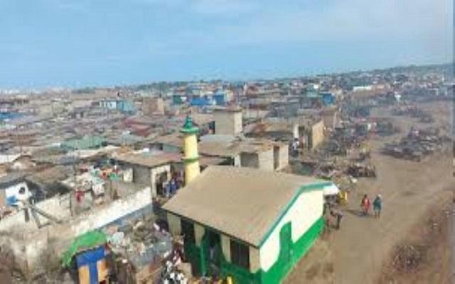 ghana zongo community