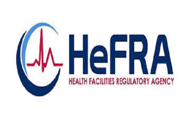 Health Facilities Regulatory Agency