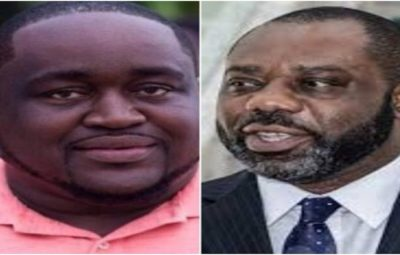 Kwadwo Darko-Mensah and Opoku Prempeh