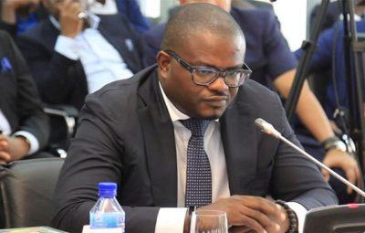 Mr Charles Adu Boahen