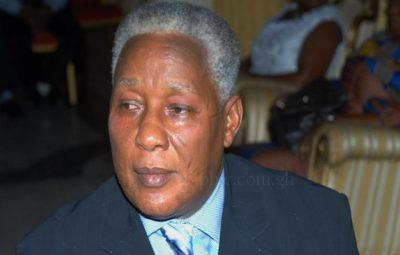 Mr Enoch Teye Mensah