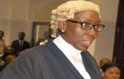 Mrs Marietta Brew Appiah-Oppong-