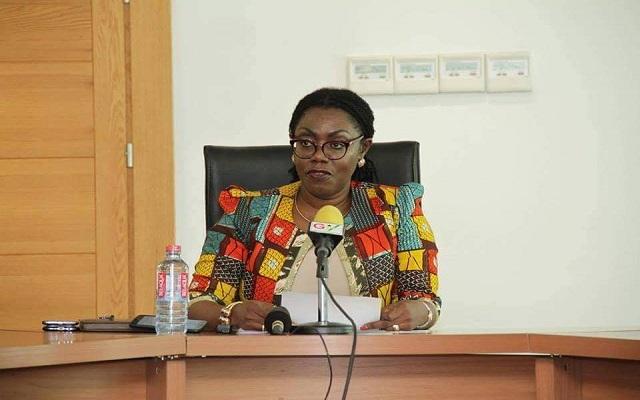 Mrs Ursula Owusu-Ekufu